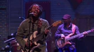 Ziggy Marley - Conscious Party Live at House of Blues NOLA (2014)