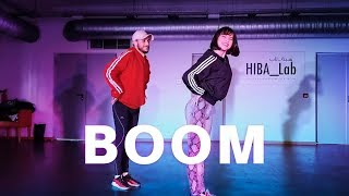 Tiësto & Sevenn - BOOM | Dance Choreography