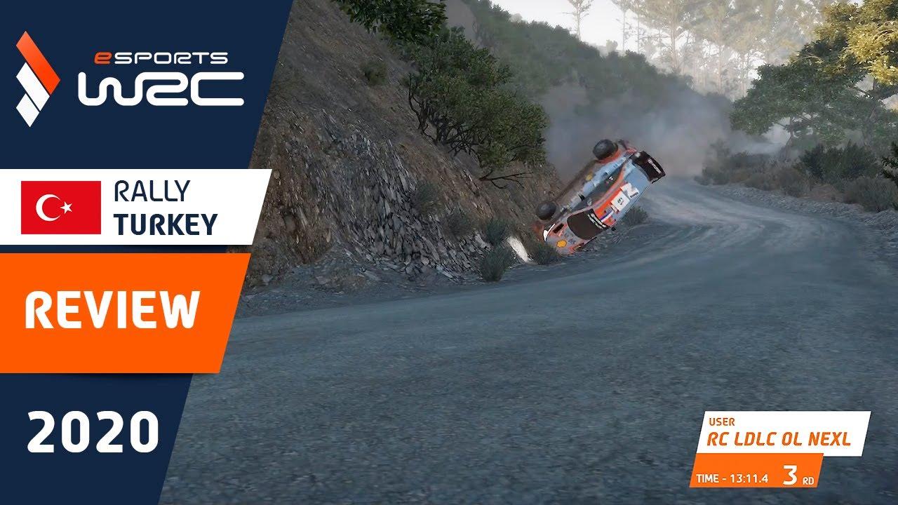 eSports WRC 2020: Rally Turkey REVIEW