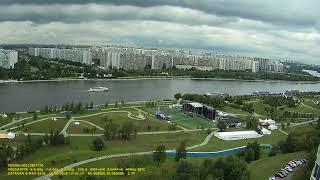 Фестиваль фейерверков. Москва 2018 год подготовка.