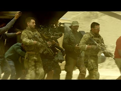 In Production: Strike Back   Season 5 Premieres February 2, 2018