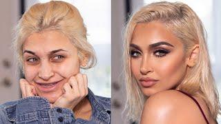 MAKEOVER! Soft Glam Makeup // PAINTEDBYSPENCER