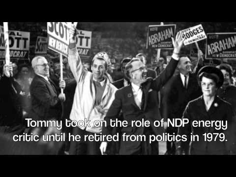 Tommy Douglas the Father of Medicare