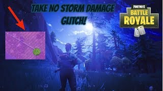 New Glitch Take No Storm Damage In Fortnite With New Impulses - Fortnite Battle Royal