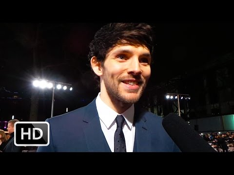 Testament of Youth - Colin Morgan interview at the premiere in London