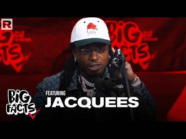 Jacquees Talks King Of R&B Title, Ella Mai Controversy, Working With Chris Brown & More | Big Facts