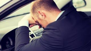 видео Что делать, если укачивает в машине? 10+ проверенных способов