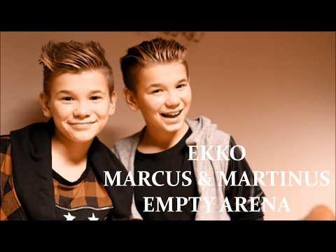 EKKO - MARCUS & MARTINUS (EMPTY ARENA)