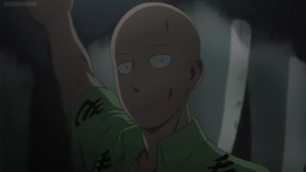 One Punch Man Season 2 Episode 1 Ger Sub