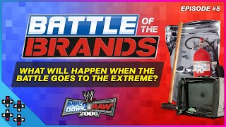 SmackDown vs. Raw 2006 - Battle of the Brands #5: AN EXTREME TWIST OF FATE! (feat. Gentleman Jack)