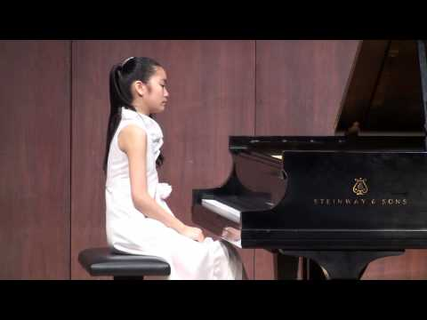 Tiffany Poon 12  Beethoven Sonata No17 in d minor, Op31 No2, Tempest 1st movement