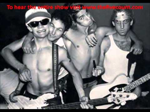 Red Hot Chili Peppers - Jack Sherman Interview