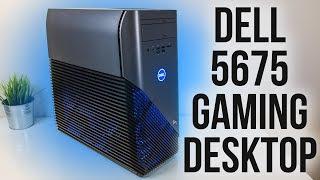 Dell Inspiron 5675 Gaming Desktop Review
