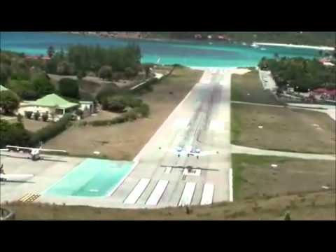 The Scariest Airplane Landings You've Ever Seen (Volume 2)