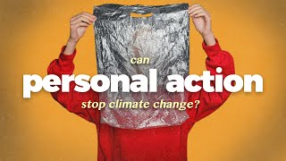 What YOU can do about climate change.