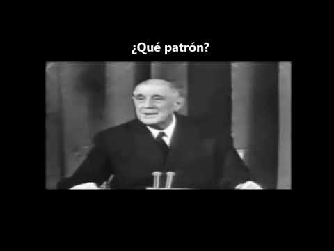 CHARLES DE GAULLE Y EL PATRÓN ORO (Subtítulos en Español)