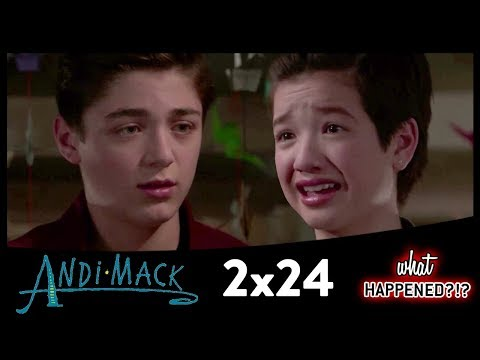 ANDI MACK 2x24 Recap: Andi & Jonah's First Date Ends Badly? - 2x25 Promo