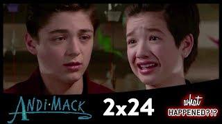ANDI MACK 2x24 Recap: Andi & Jonah