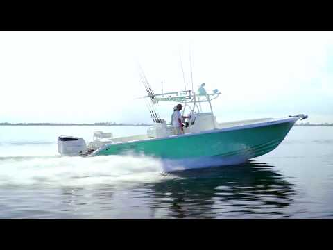 Sea-Lion Boats - Introducing The 3410 CC
