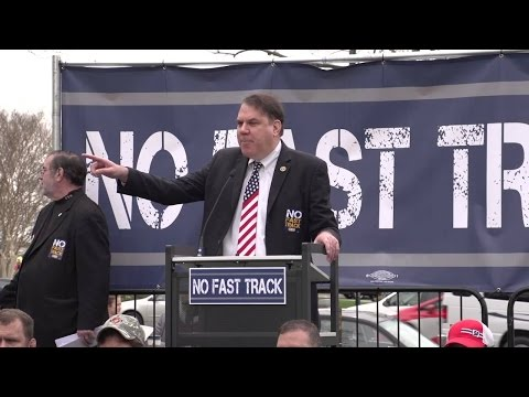Alan Grayson: TPP Will Lead to Oligarchy!