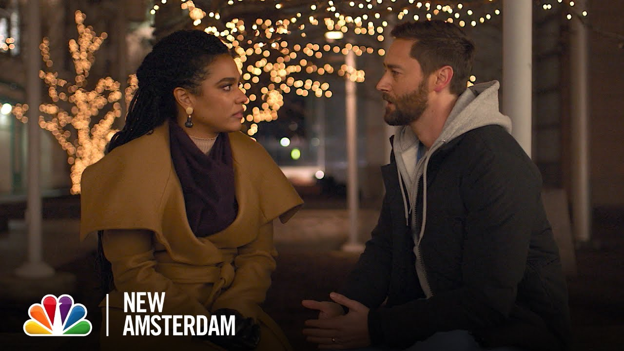 Download Max Tells Sharpe He Needs to Do Better - New Amsterdam
