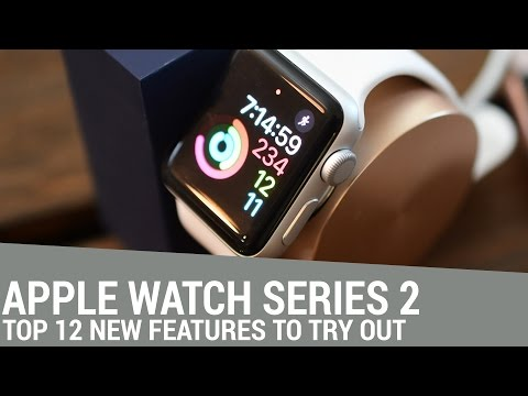 Thumbnail: Top 12 Features in Apple Watch Series 2