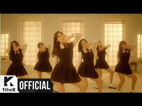 [MV] 여자친구(GFRIEND) _ 시간을 달려서(Rough) (Choreography Ver.)