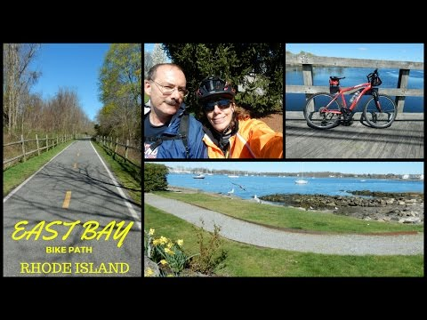 Bristol Rhode Island ~ East Bay Bike Path