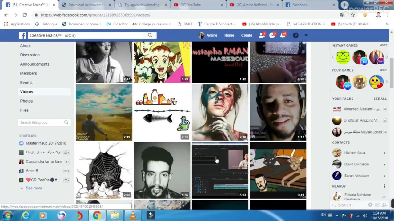 How to Download Facebook Private Video