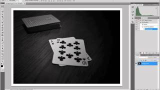 How to Create an Action in Photoshop CS5. Making Borders