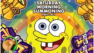 SUMMONERS WAR : Saturday Morning Summons - 250+ Mystical & Legendary Scrolls - (11/21 part 4)