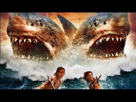 Filmes De Tubaroes 2016   Terror na Água   Filmes Completos Dublados