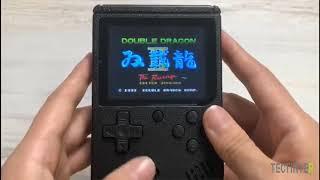 레트로 게임기 고전 휴대용 미니 비디오 게임 콘솔