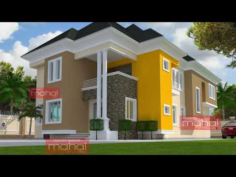 Modern Nigerian House Design Ideas Youtube