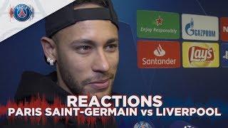REACTIONS : PARIS SAINT-GERMAIN 2-1 LIVERPOOL FR 🇫🇷