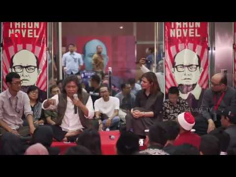 Di Acara Najwa Cak Nun Tegaskan: Hina Kalau Saya Datang ke Istana