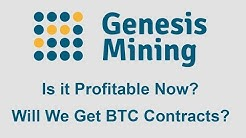 Will Bitcoin Contracts Come Back? - Genesis Mining Overview