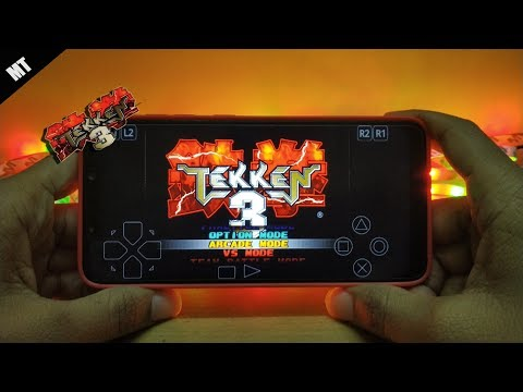 How To Download Tekken 3 Game On Android 2019!!!!