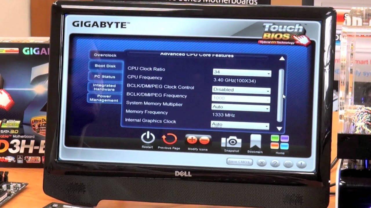 Bios от gigabyte скачать