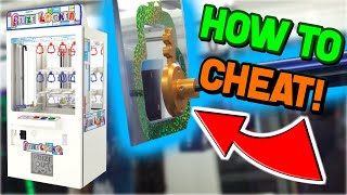 HOW TO CHEAT A RIGGED PRIZE LOCKER | Arcade Redemption Game MAJOR WIN. THIS SHOULDN'T HAPPEN!!!
