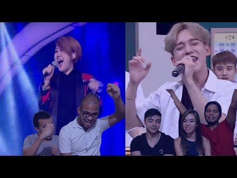 KPop + Cantantes || Tears So Chan Whee + Bonus Chen (EXO) MV Video Reaction