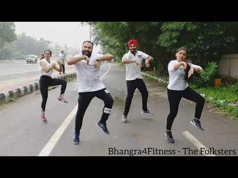 Chirri Udd Kaa Udd - Bhangra4Fitness | Parmish Verma | Laddi Chahal | New Punjabi Song | Dance Cover