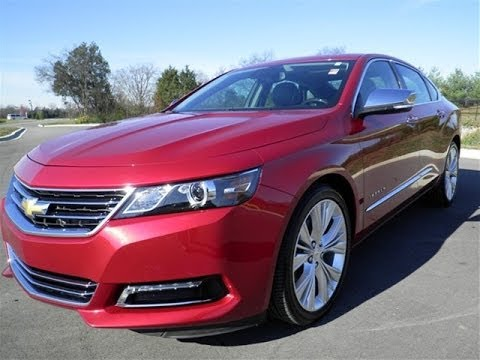 Sold 2014 Chevrolet Impala Ltz Crystal Red 5k Gm Certified