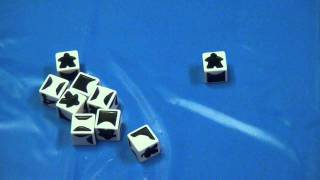 Carcassonne Dice Review - with Tom Vasel