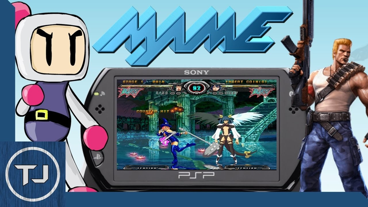 MAME / MAME Game Information