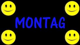 German Days of the Week Song (Remix) - Das Wochentage Lied