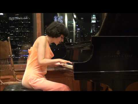 Rain Worthington's Hourglass.  Nataliya Medvedovskaya, Pianist.