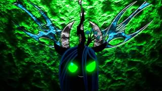 King Sombra and Chrysalis Angel of Darkness