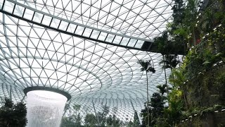 Singapore's Changi Airport Offers Plenty for Passengers on a Layover