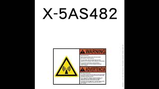 Unknown Data : X-5AS482